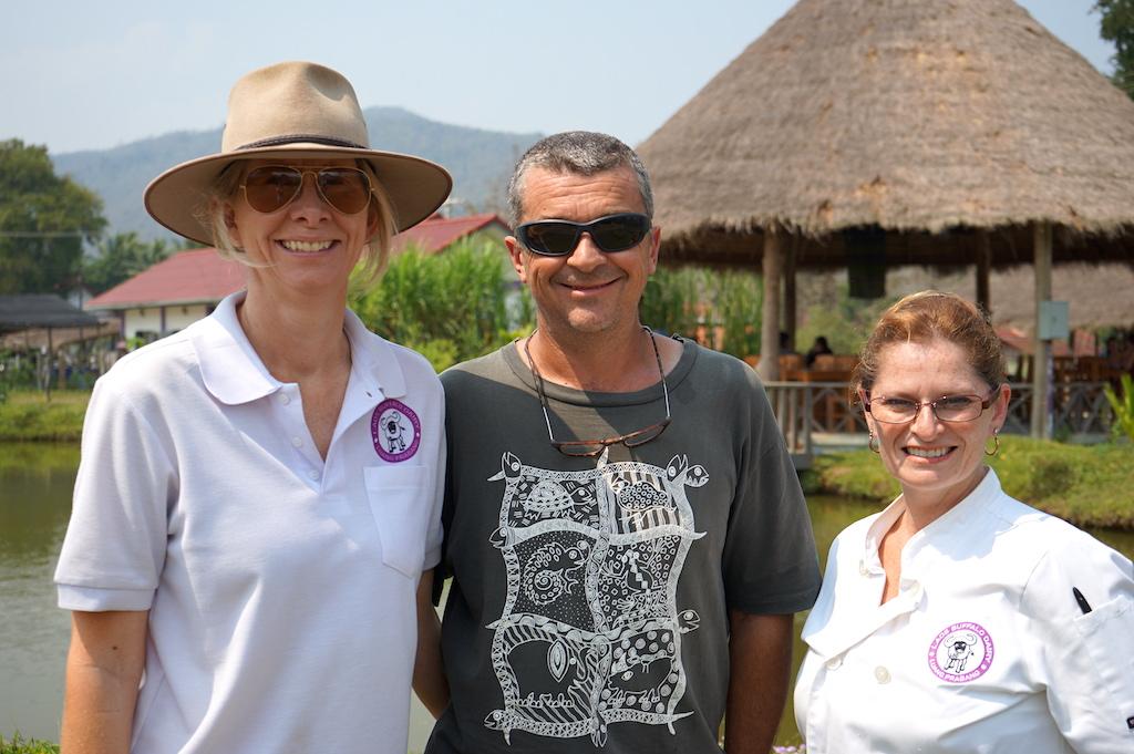 地域コミュニティに恩恵をもたらす酪農場「Laos Buffalo Dairy」