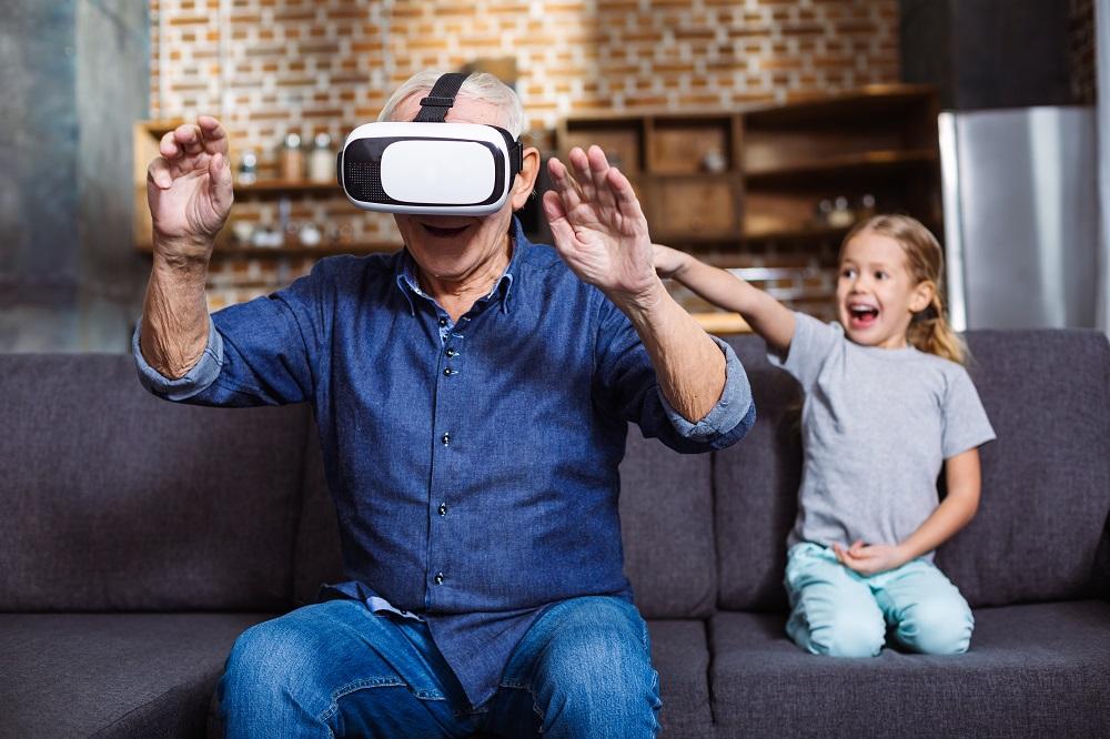 VRで子どもの視点を経験できる?子どもの危機管理に大きな一歩