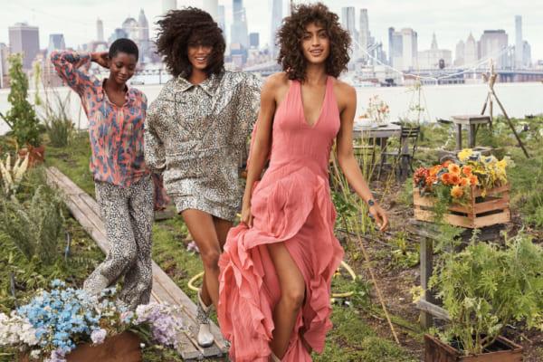 H&Mの春コレクション