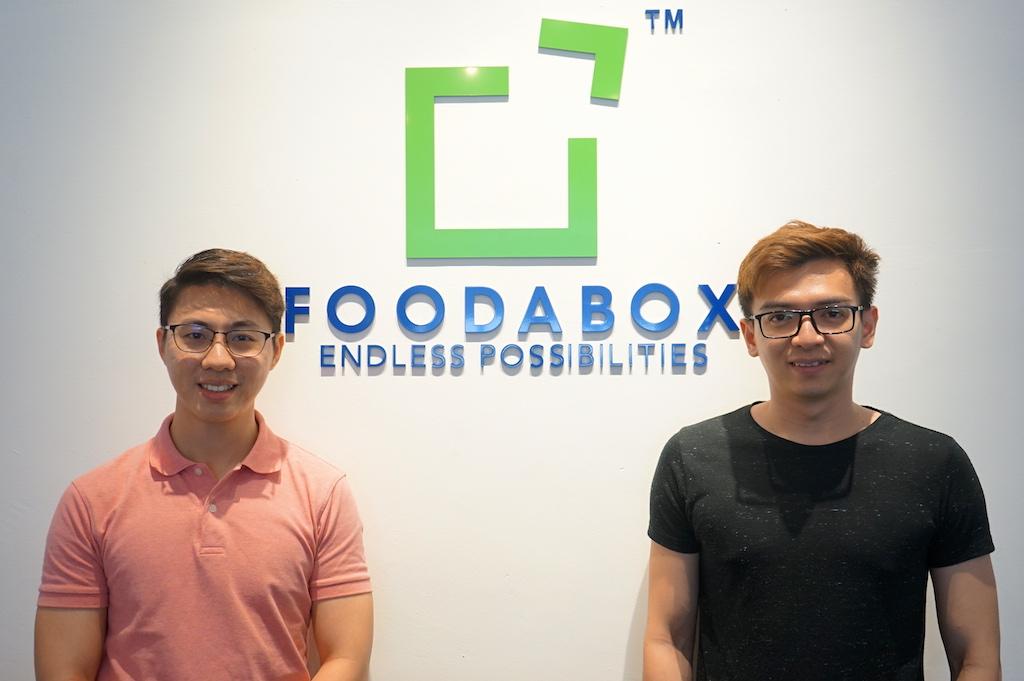エコな食品容器を広告媒体にする「Foodabox」