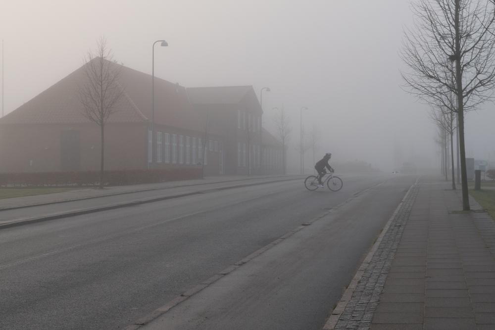霧の日のデンマーク