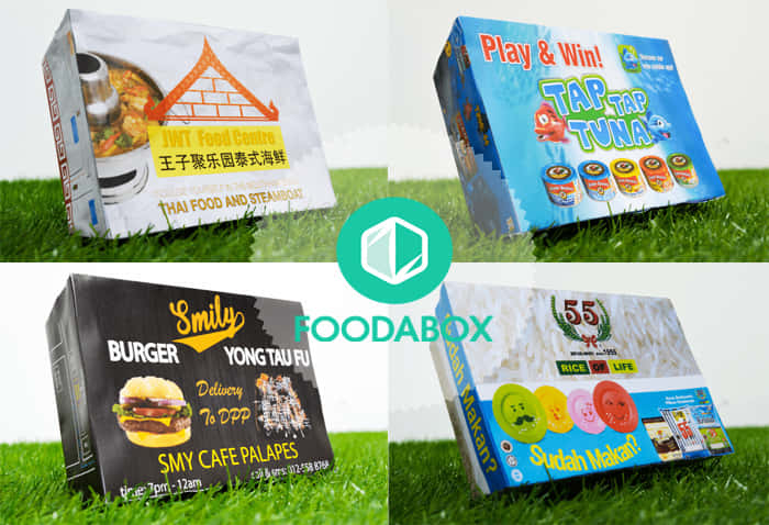 Foodaboxの製品