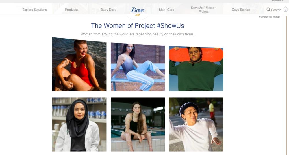 #ShowUsプロジェクト