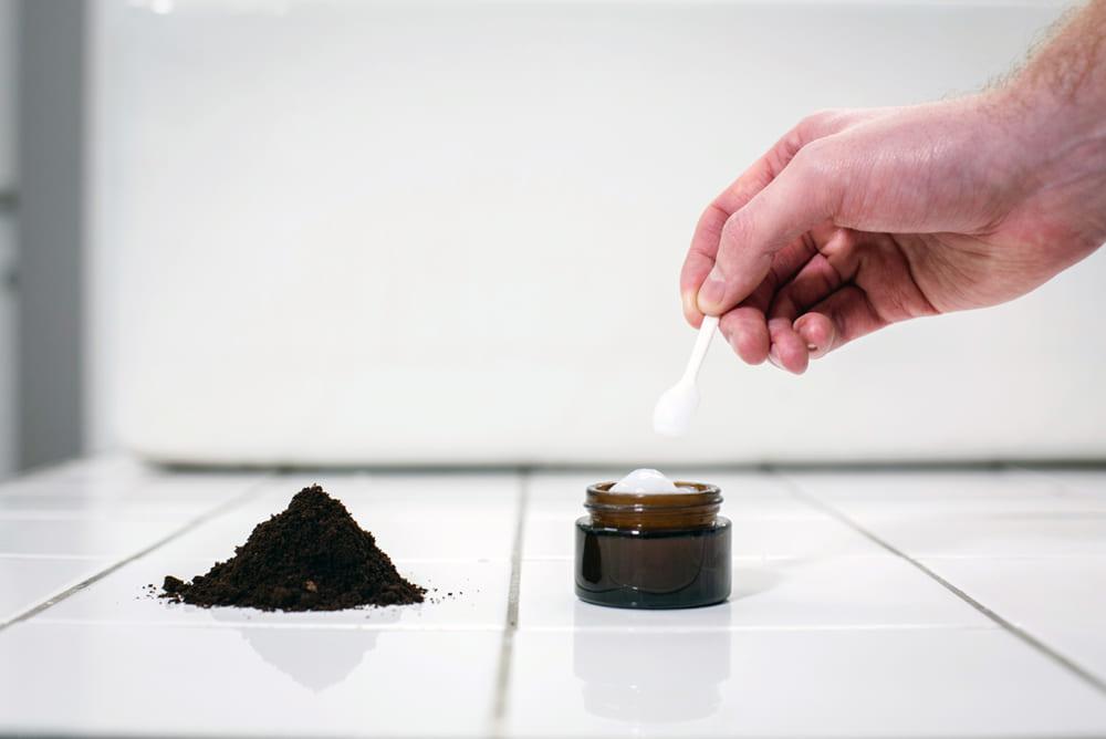 コーヒー豆がパーム油の代替品に