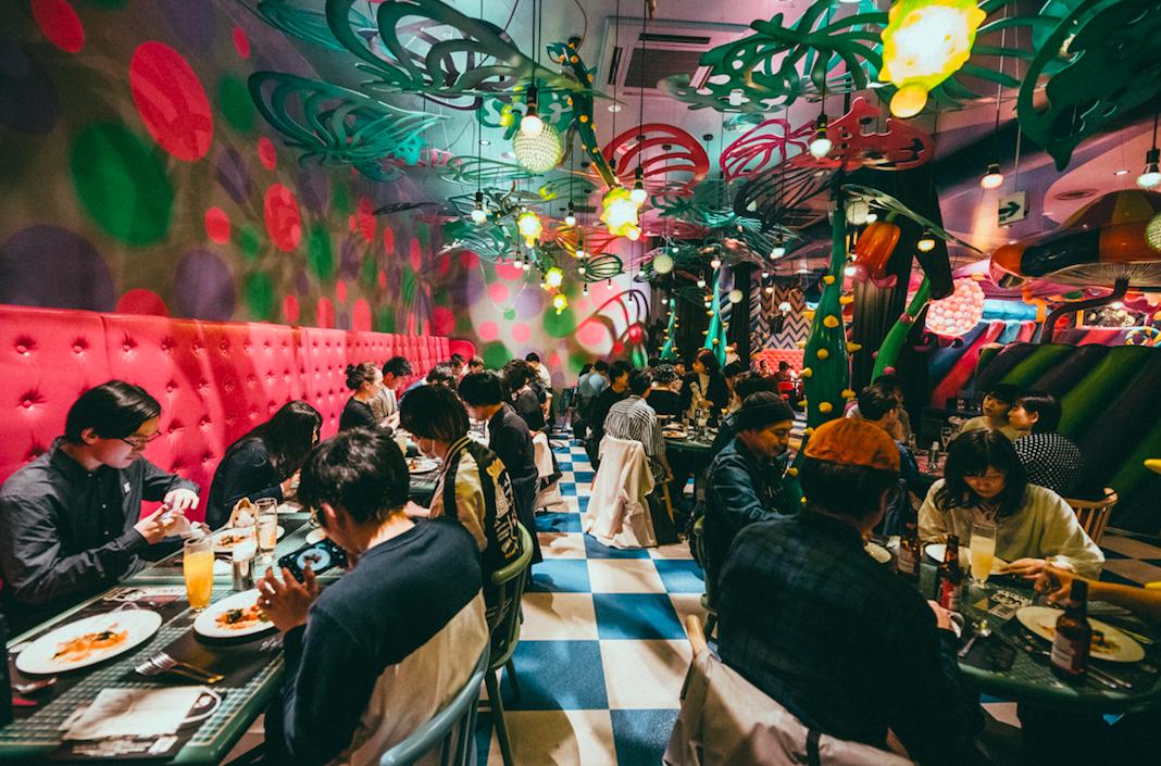 絶滅体験レストラン