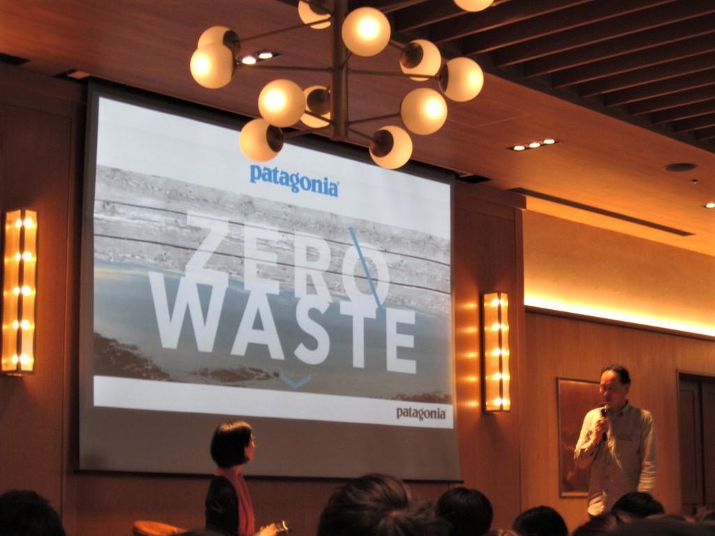 Zero waste パタゴニア