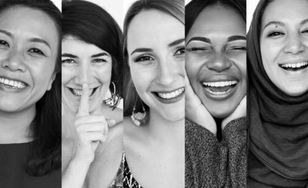 女性の多様性