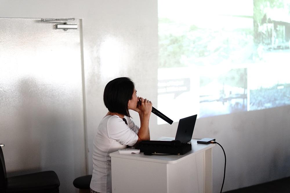 武田さんの講演