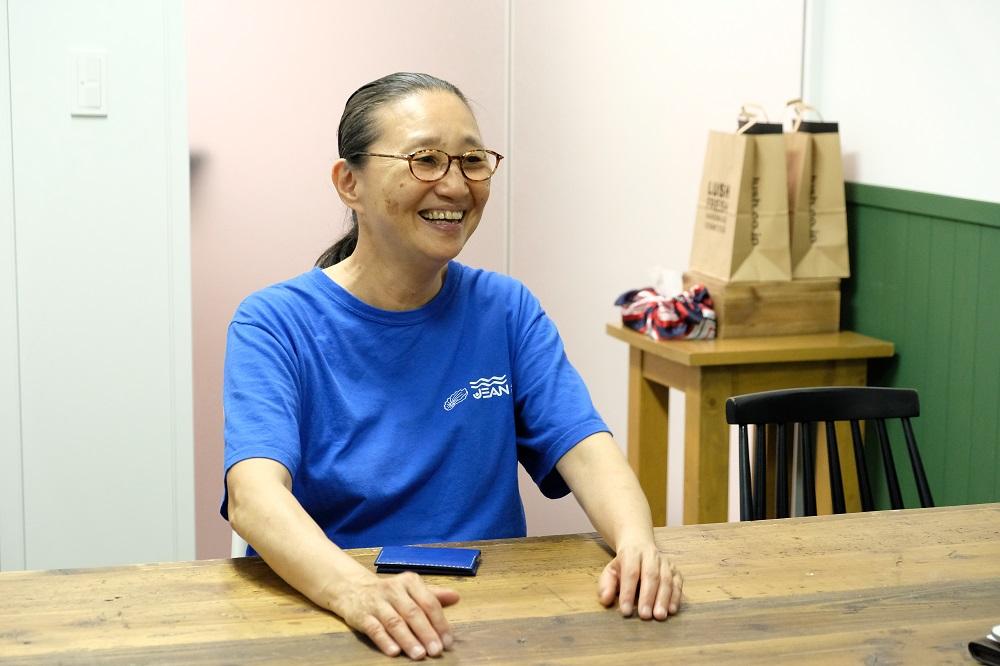 一般社団法人JEAN事務局長 小島あずさ氏