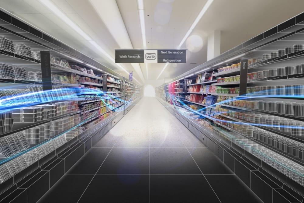 冷蔵の3D技術「Next Generation Refrigeration」