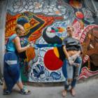 もう落書きなんかじゃない。ストリートアートで環境保護のメッセージを訴えるNZのアートコンテスト