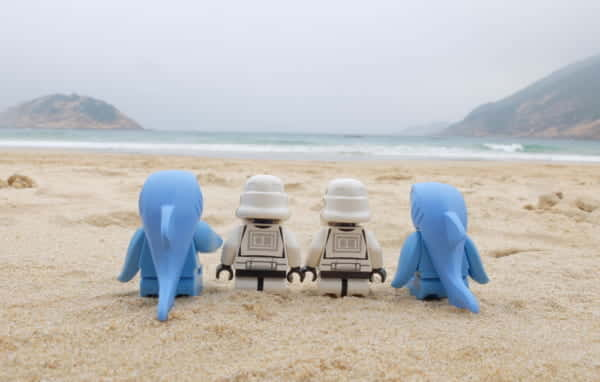 海の保全をテーマとしたLEGOシリーズ