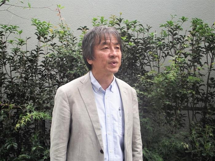 東京農工大学の高田秀重教授