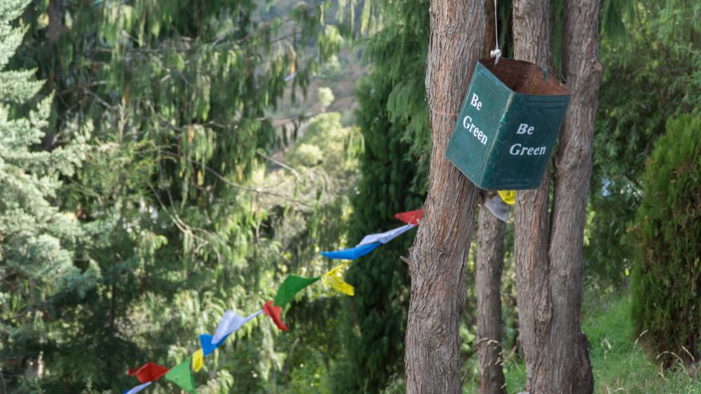 ブータン王国とゼロウェイスト