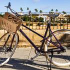 スウェーデン発、ネスプレッソの使い捨てカプセルからできた自転車「RE:CYCLE」