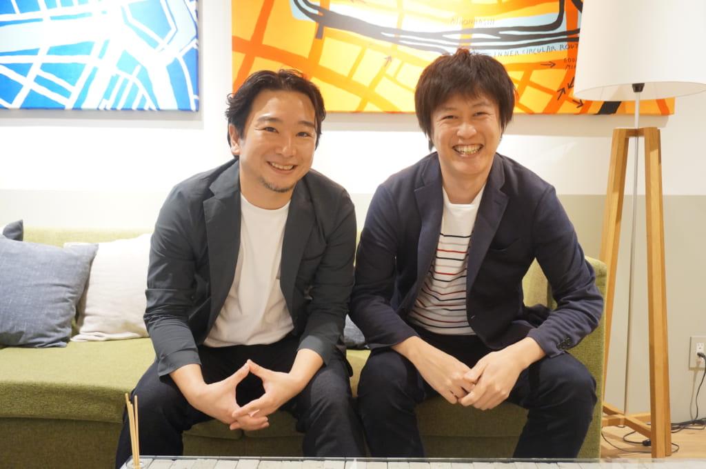 山崎さんと加藤さん