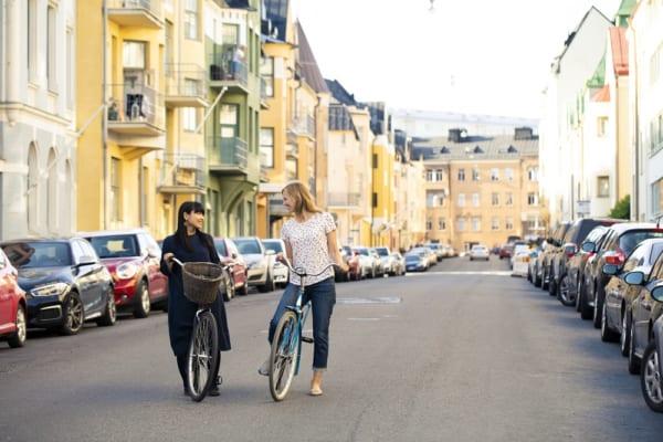 気候変動への意識を高めるヘルシンキ