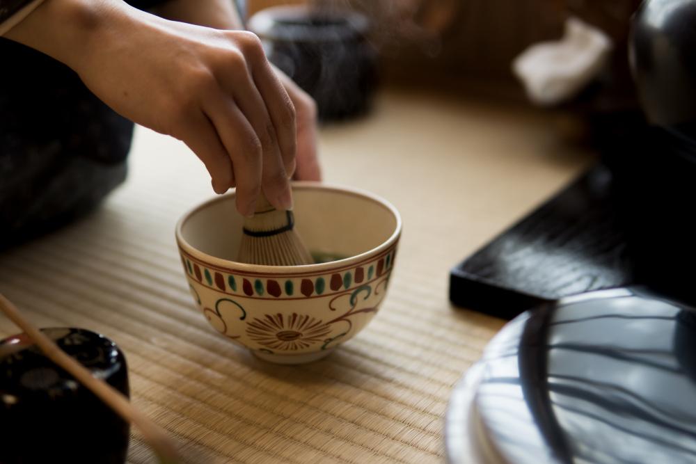 茶道から学ぶ