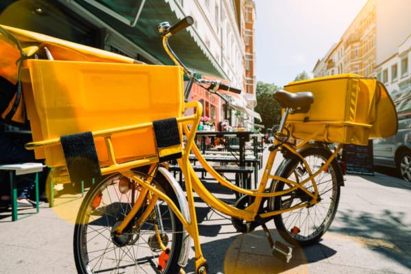 電気貨物自転車