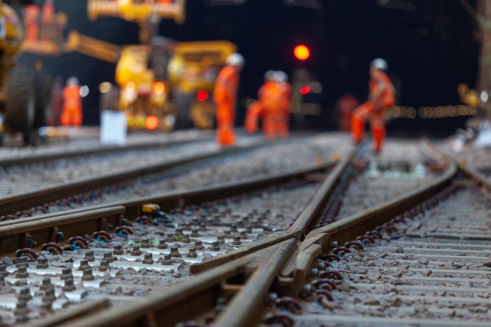 生活を支える鉄道
