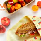 エコで楽しいランチに。バルセロナで人気の再利用可能なサンドイッチ・ラップ