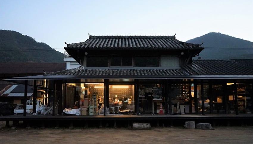 神山町のサテライトオフィス