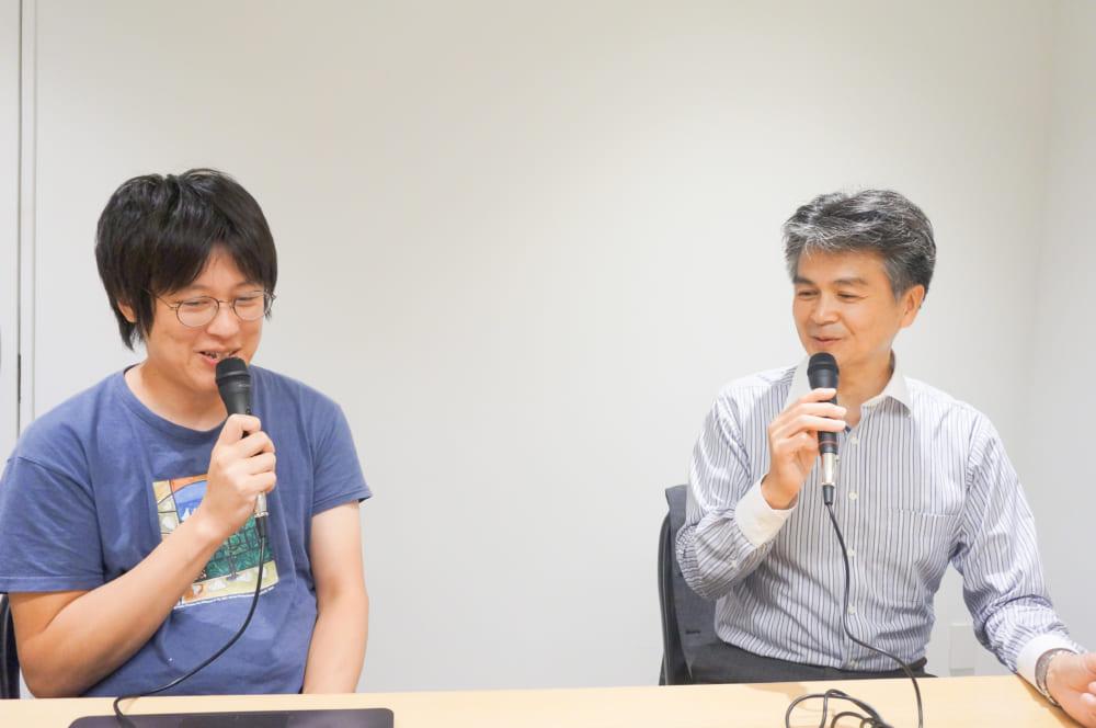 下田屋さんと加藤さん