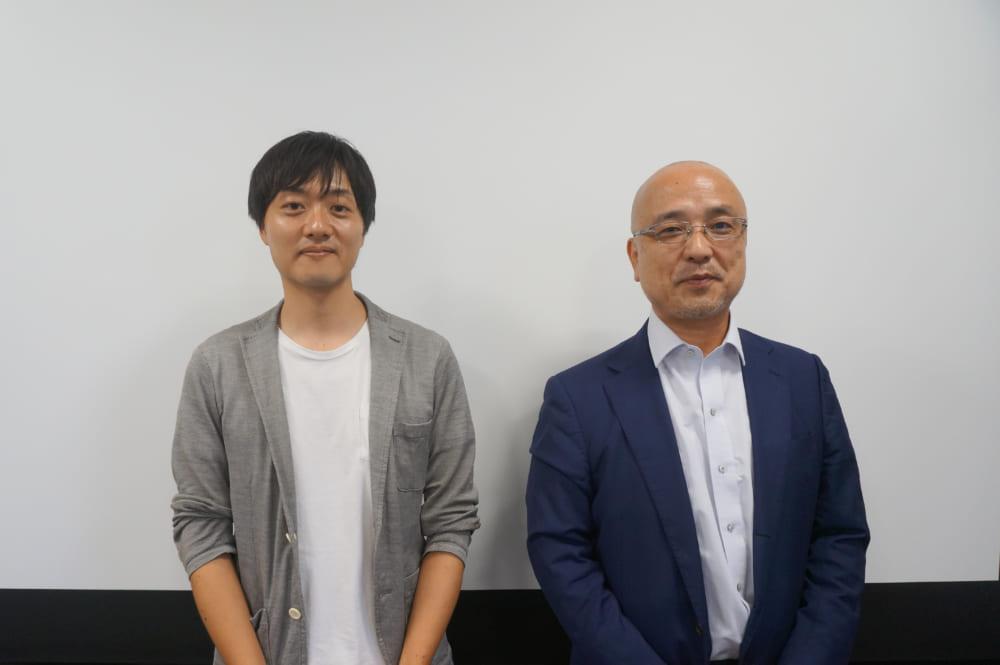 山本氏と宇佐美氏