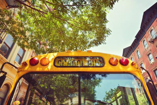 NYスクールバス