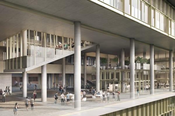 ネット・ゼロ・エネルギーであるシンガポール国立大学のキャンパス