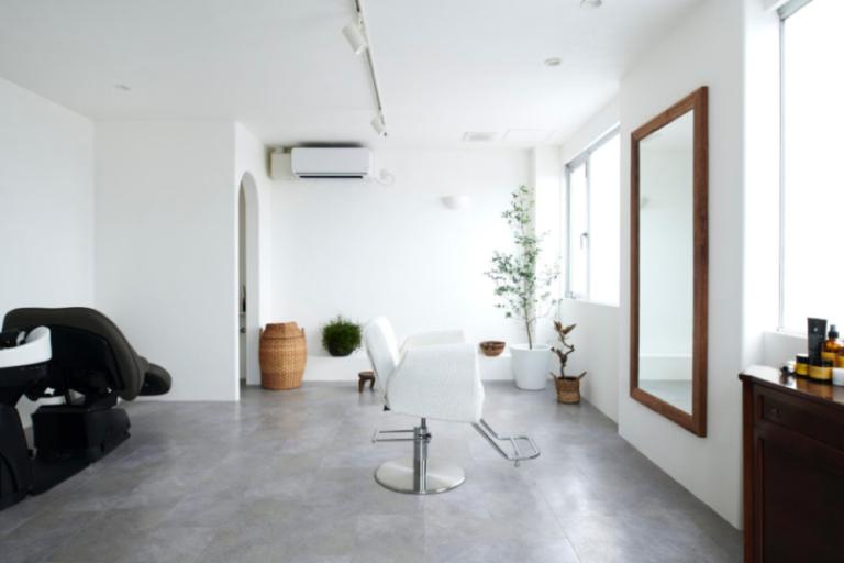 日本初、美容室としてBIO HOTELS JAPAN認証を取得した美容室