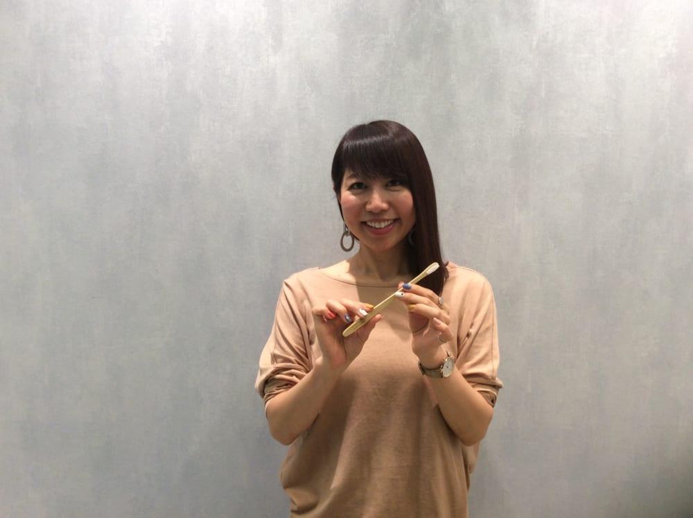 山本美代さん