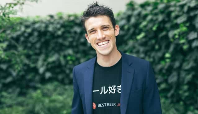 Best Beer Japan CEO ピーター・ロゼンバーグさん