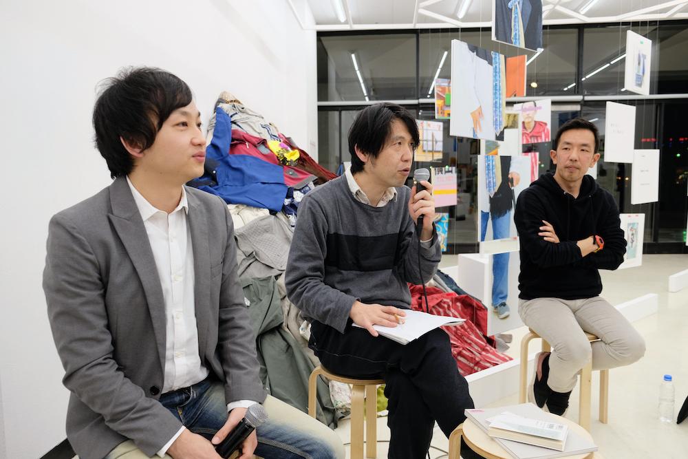 (左から)武部氏、矢内原氏、伊藤氏
