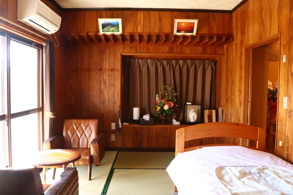 バリアフリーの居室