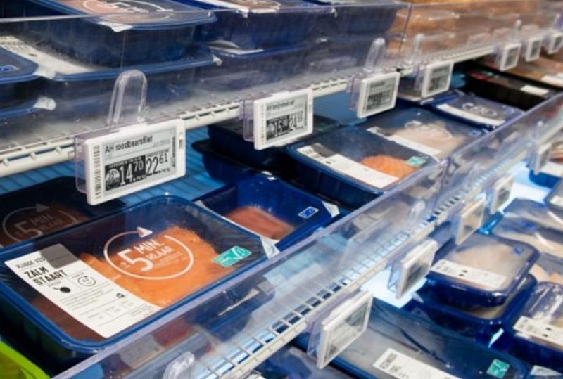 スーパーの廃棄物削減