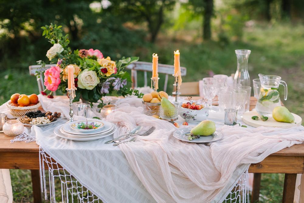 海外の食卓の画像
