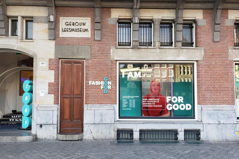 Fashion for Good / Amsterdam