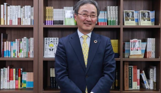 コモンズ投信 澁澤健さん