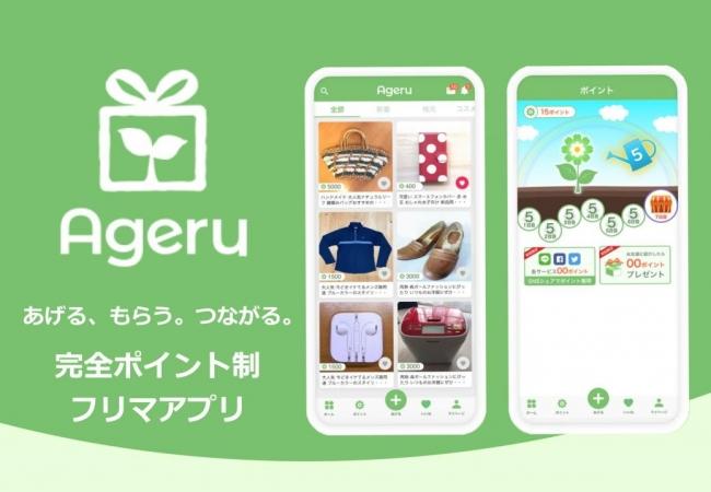 Ageruのイメージ