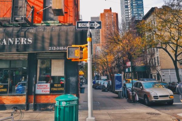 ごみ回収にも環境にも配慮したニューヨークのデザインゴミ箱