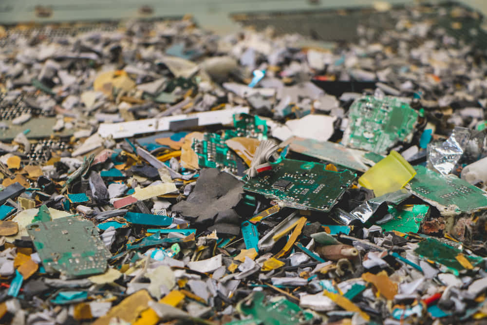 電子廃棄物