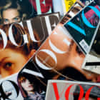『Vogue』イタリア版、写真なしの1月号でファッション誌のサステナブルなあり方問う