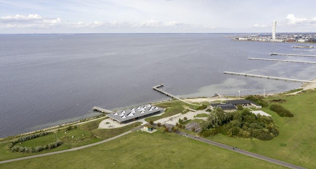 マルメの新たな海洋教育センター