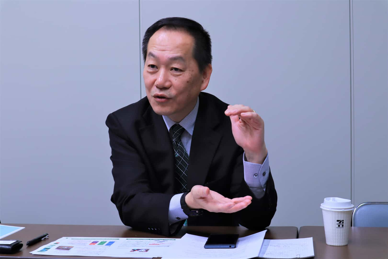 (株)セブン‐イレブン・ジャパン サステナビリティ 推進室の西山純生さん
