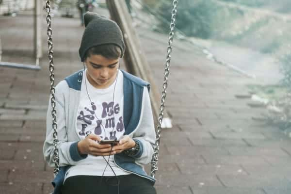 若者とネットリテラシー