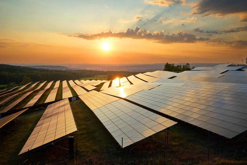パネル両面で発電。電気自動車普及に向けてイギリスで建設が進むソーラーファームと充電ステーション | 世界のソーシャルグッドなアイデアマガジン | IDEAS FOR GOOD