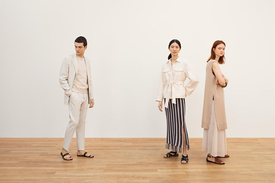 宝石染めアイテムを販売するファッションブランド「S.ESSENTIALS」
