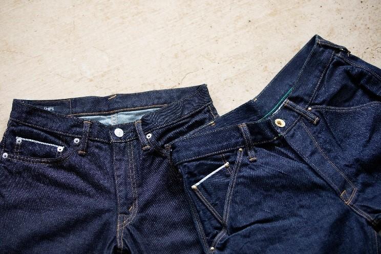 気仙沼のメカジキをジーンズにしたブランド「オイカワデニム」