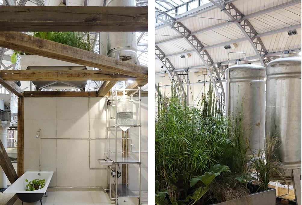 70%の節水を実現するホテル「A Room for Tomorrow」
